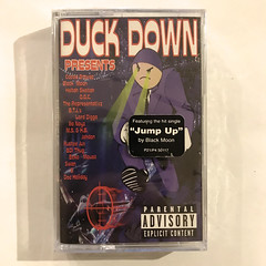 V.A.:DUCK DOWN PRESENTS(JACKET A)
