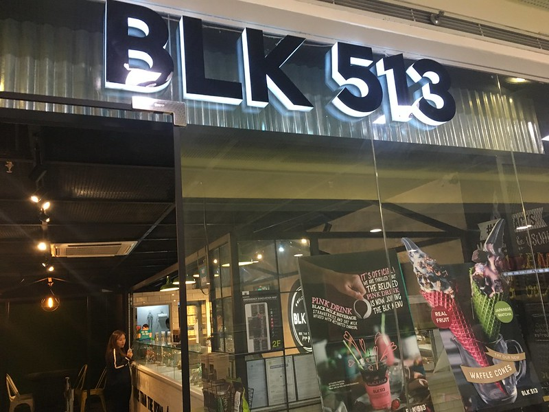 BLK513, SM North