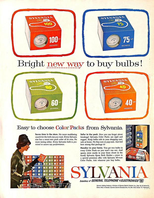 Sylvania 1960