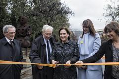 dj., 15/11/2018 - 11:39 - Inauguració donació 6 escultures Museu Can Framis 07