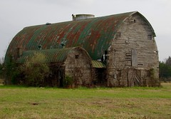 Old Barn near Culpeper, VA