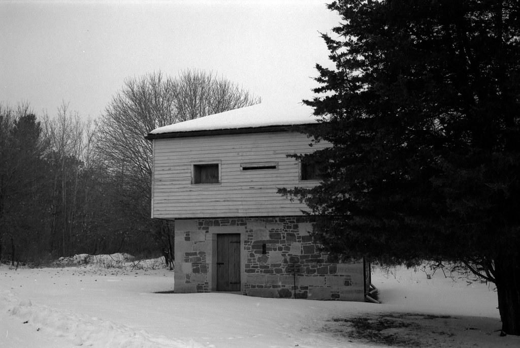FRB No. 29 - Svema Foto 100 - Roll 02 (Kodak HC-110)