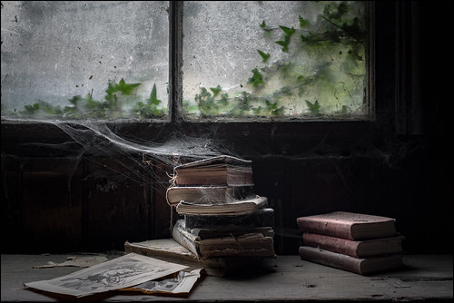 Abandoned Chaple Books