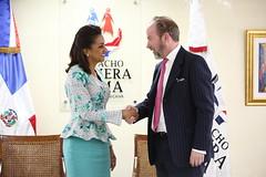 El Despacho de la Primera Dama firma un acuerdo de cooperación interinstitucional con la Fundación AG Bell Internacional