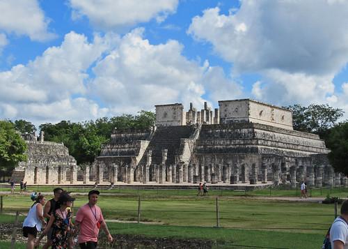 ChichenItza 3. Mexico