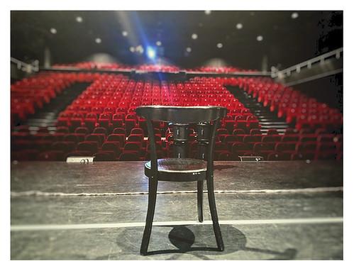 CC De Plomblom Ninove - stagefright