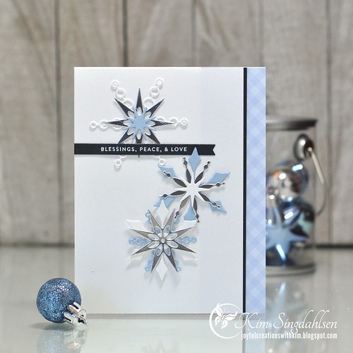 City Crafter Snowflakes
