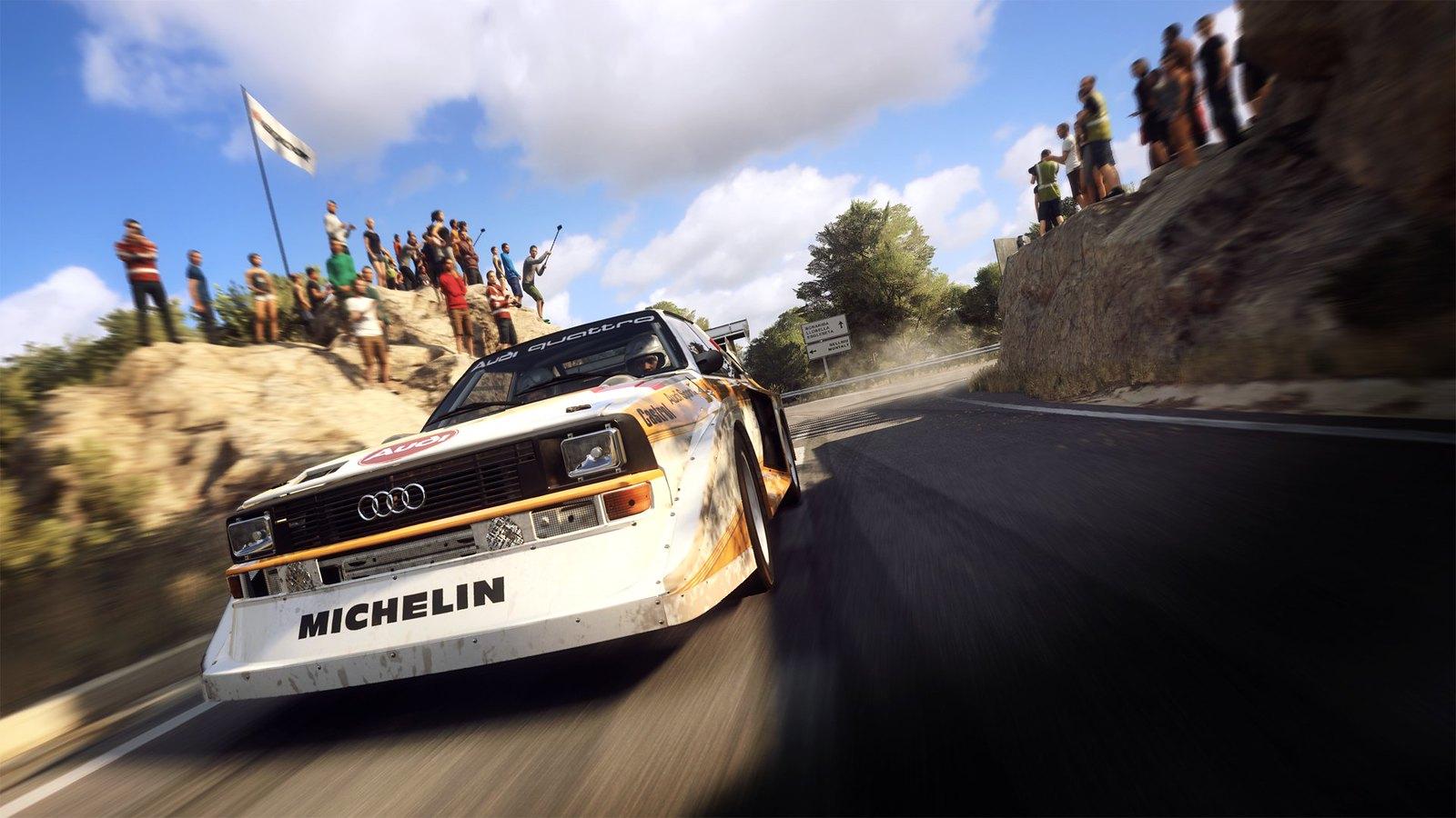 Dirt Rally 2 New screen 3