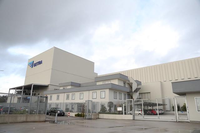 GETRA POWER / Paolo Savona: Qui c'è un polo industriale al servizio della transizione energetica
