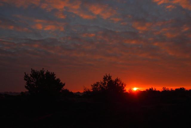 Sunrise Aekingerzand 3, Nikon D5300, Sigma 10-20mm F3.5 EX DC HSM