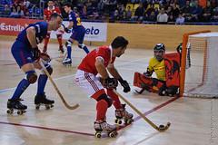 Fotos Ok Lliga FC Barcelona – SL Benfica d'hoquei patins 13/01/18