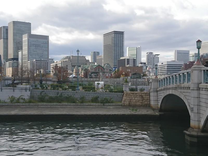 大阪市中央公会堂のインスタ映えエリア