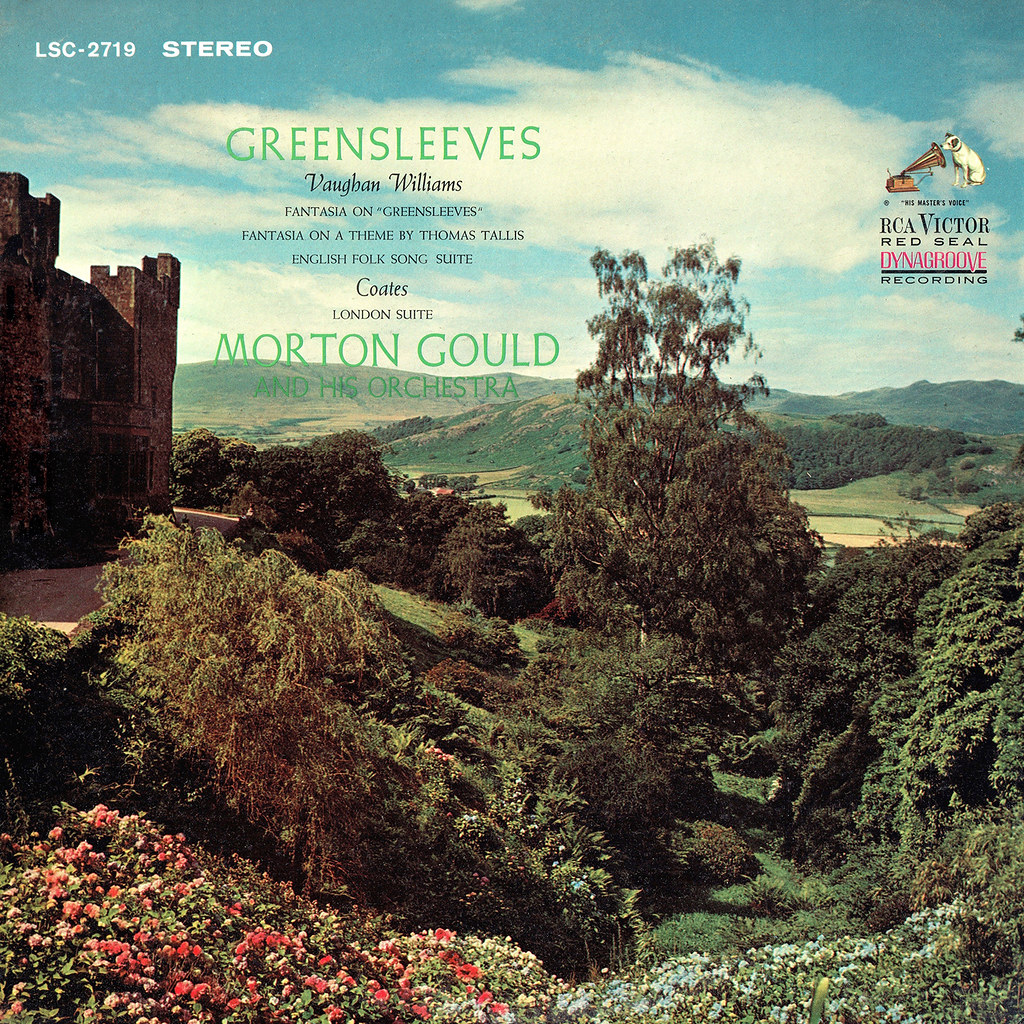 Morton Gould - Greensleeves