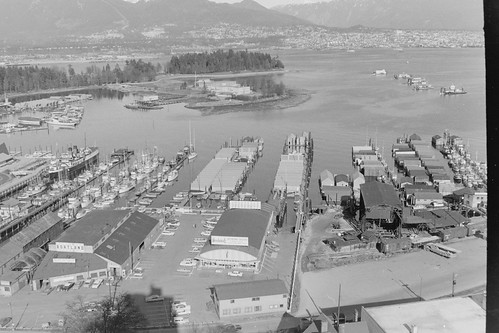 Vancouver's waterfront in the 1960s | by lookingatdamascus