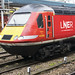 DSC_2956 Doncaster Railway Station South Yorkshire VTEC 41 year old trains from 1977 diesel locomotive Class 43/3 HST MTU engines # 43306 Most Reliable HST Golden Spanner Award 2016