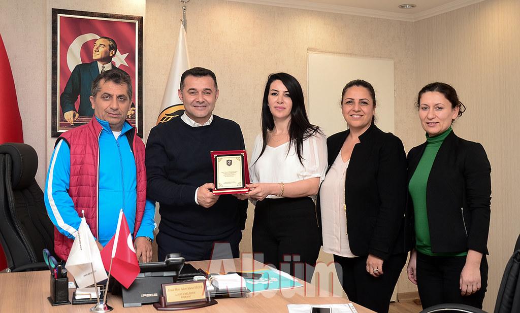Adem Murat Yücel, Handan Aydemir, Sevil Kurt, Memnune Günay