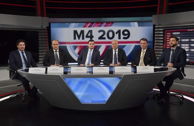 Közvetítésdömping az M4 Sporton a 2019-es hazai világbajnokságokról