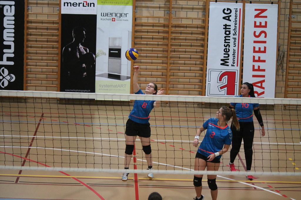 Damen 5.Liga vs VBC HLT