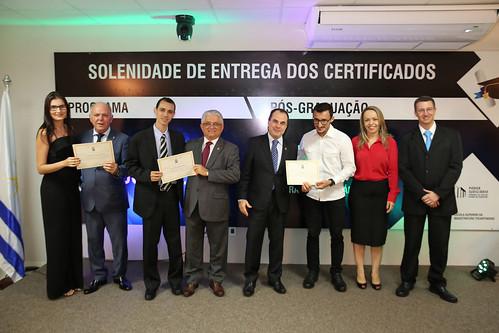 Solenidade de Entrega dos Certificados das Pós-Graduações (15)