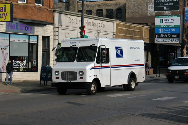 USPS 7533306 Chicago, Canon EOS REBEL T5, Canon EF-S 18-55mm f/3.5-5.6 IS II