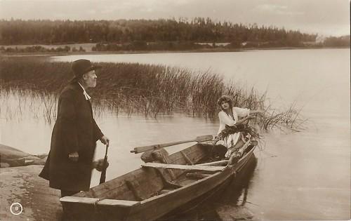 Anna Q. Nilsson in Värmlänningarna (1921)