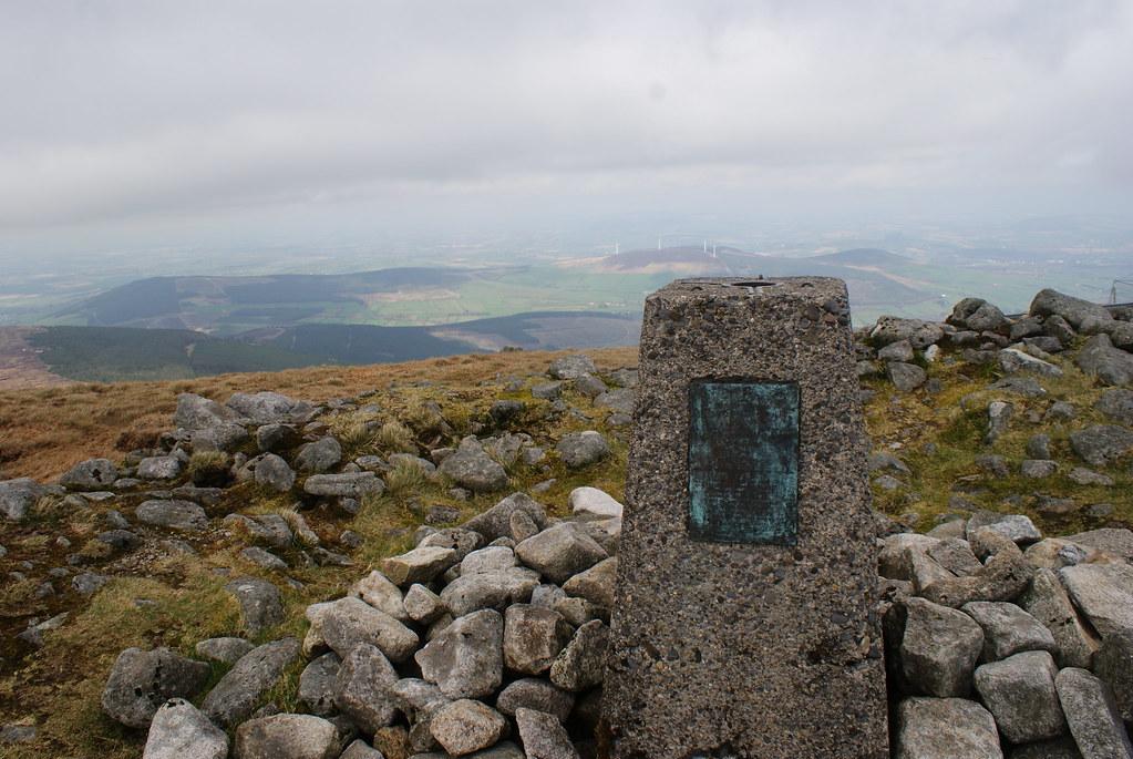 2011-04-08 Mount Leinster 794m
