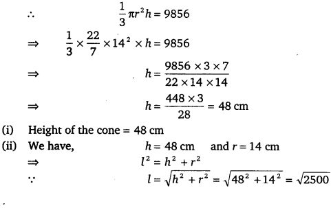 NCERT Solutions for Class 9 Maths Chapter 13 Surface Area and Volumes 48