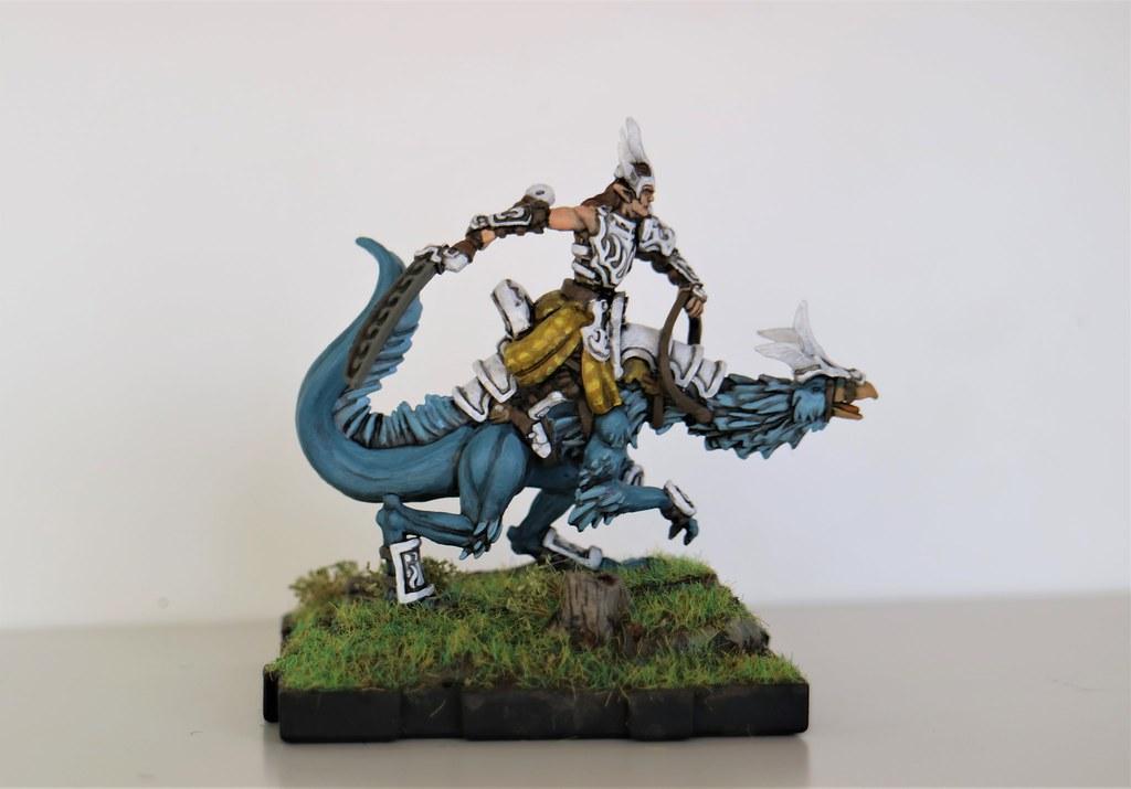 Runewars Miniatures Prince Faolan