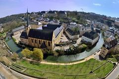 Luxemburgo Ciudad Baja