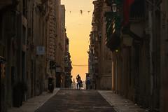 Valletta side streets