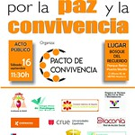 16.8.17 Pacto de Convivencia: acto público con las víctimas por la paz