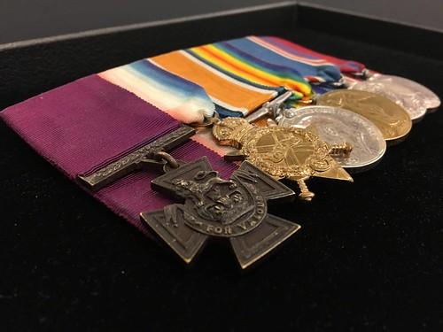 Canadian War Museum Victoria Cross