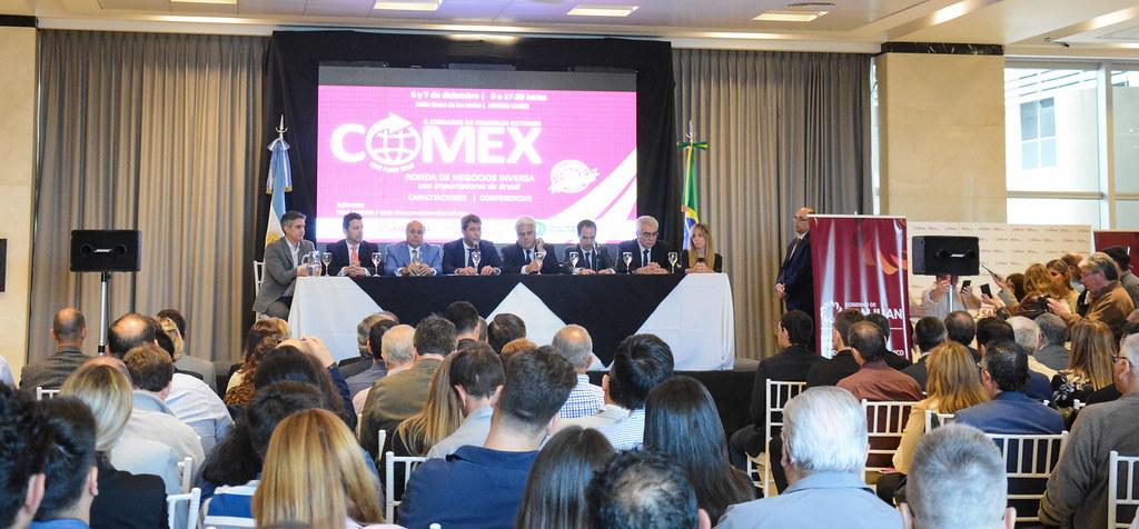 2018-12-06 PRENSA: Apertura de Jornadas de COMEX