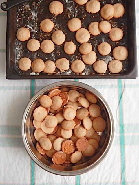 имбирное печенье - моё любимое печенье (я ещё люблю шоколадное, песочное, лимонное и овсяное)