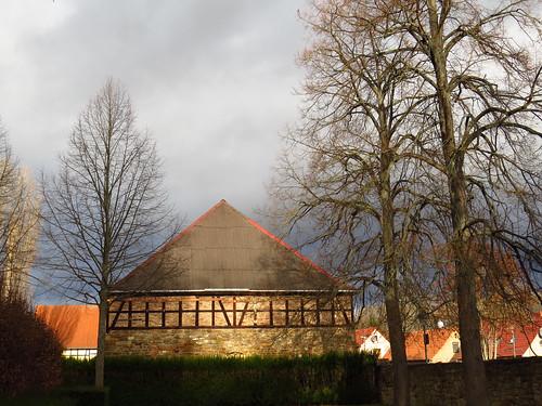 altes Gemäuer Molsdorf am Schloss