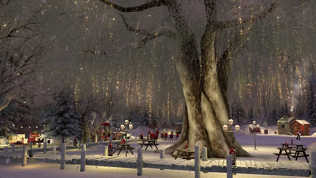 'Tis The Season - Winter Wonderland at Moochie - 01