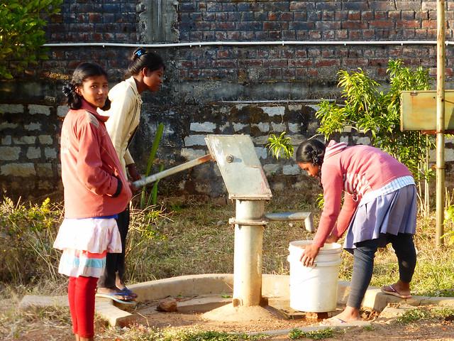 Progetto agricolo Singhpur