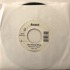 AVANT:YOU KNOW WHAT(JACKET A)