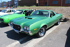 1972 Ford Ranchero 500 Coupe Utility