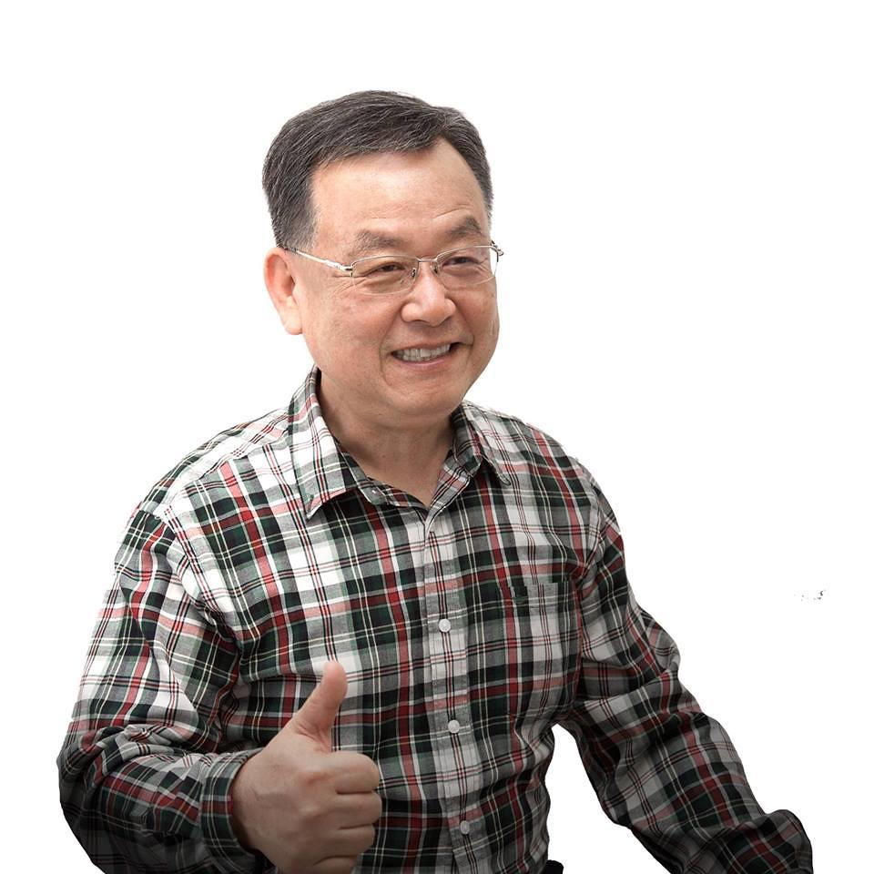 5號國民黨賴峰偉(圖片取自賴峰偉臉書)