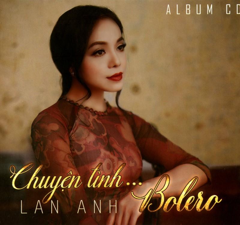 Fshare] - Lan Anh - Chuyện Tình Bolero (2018) [MP3 320Kbps