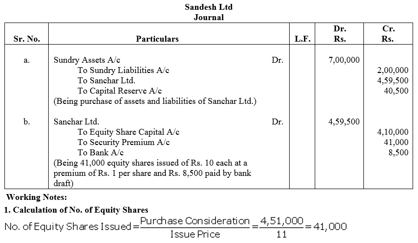 TS Grewal Accountancy Class 12 Solutions Chapter 8 Accounting for Share Capital Q37