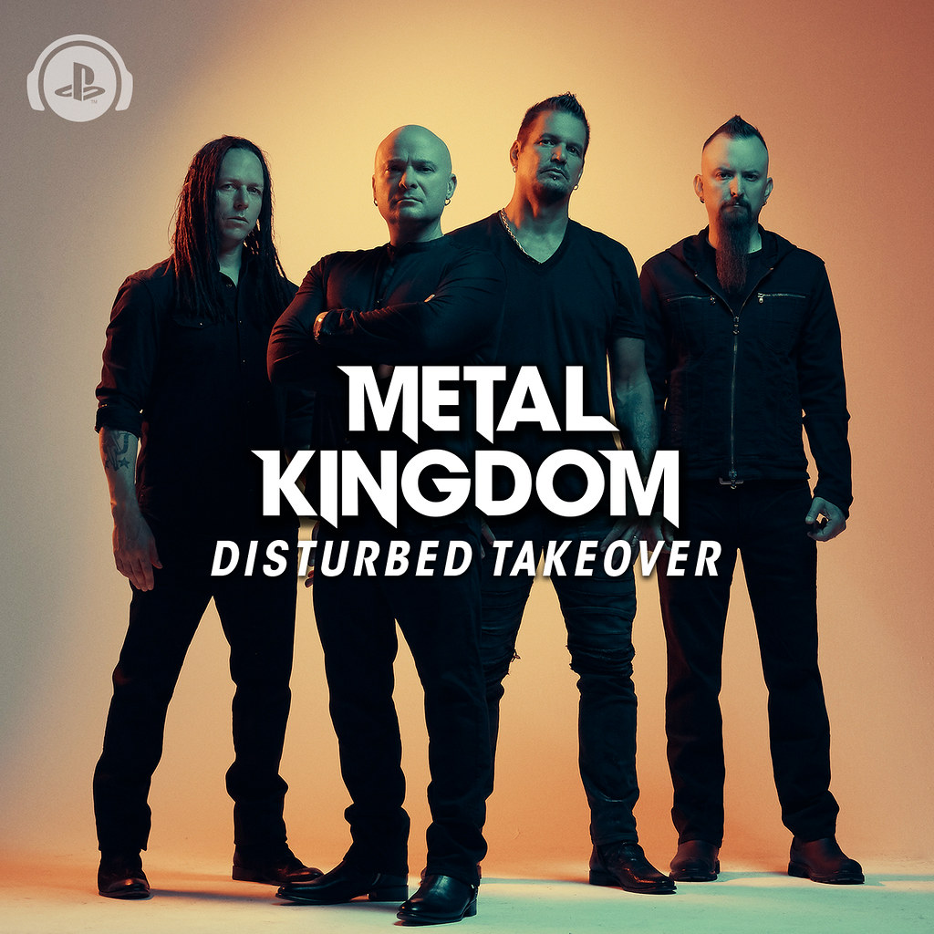 Metal Kingdom Disturbed Playlist