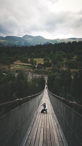 Bridge shot (portrait)