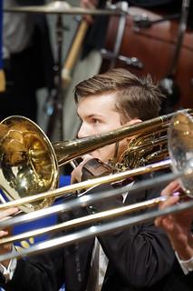 August Blomgren Solna Brass