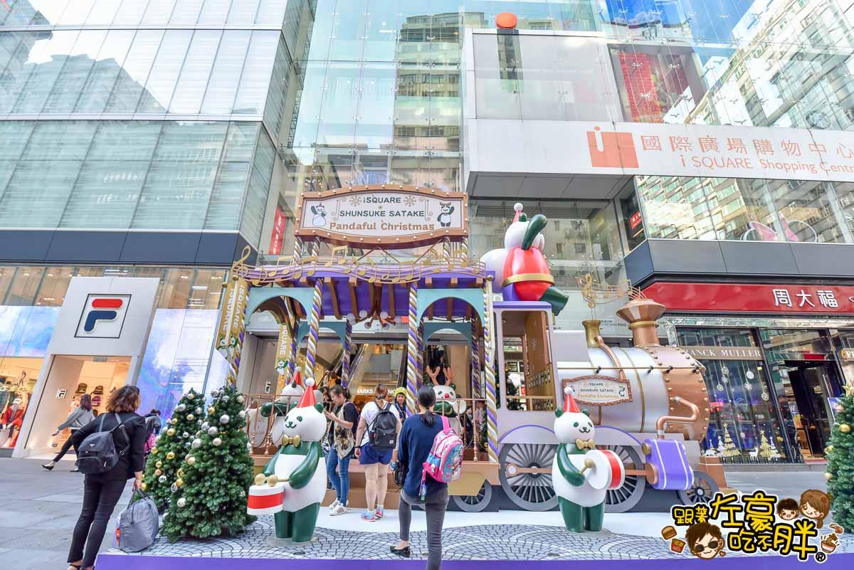 香港聖誕節 尖沙咀海港城聖誕裝飾-2