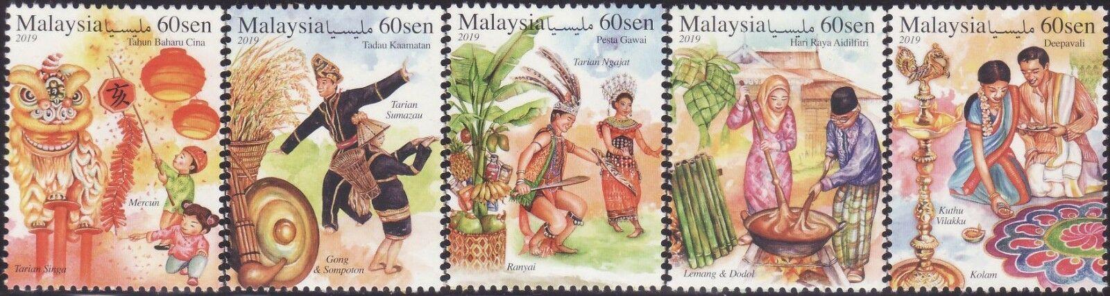 Malaysia - Malaysian Festivals (January 15, 2019)