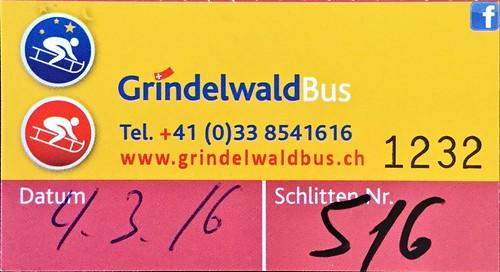 Schlittenmiete Grindelwald