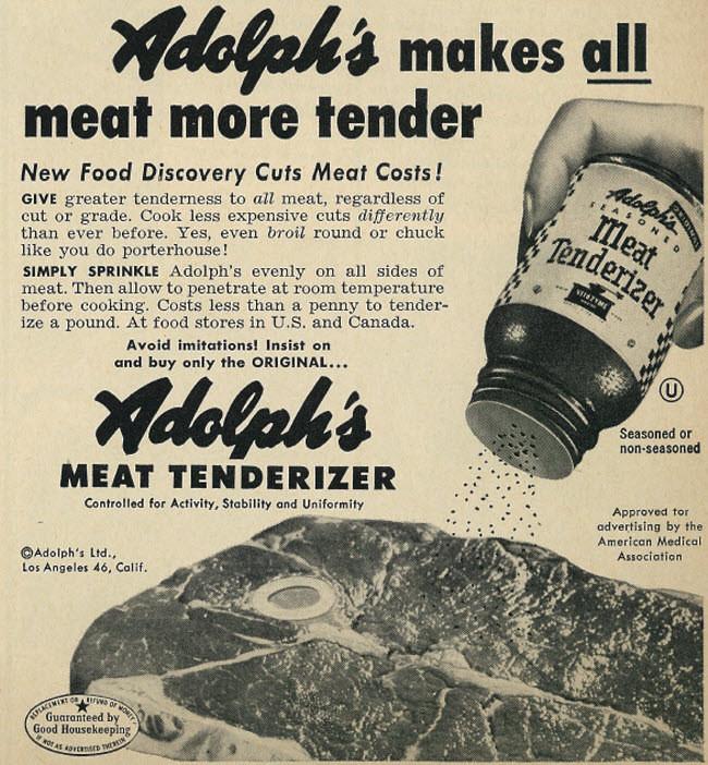 Adolph's 1954