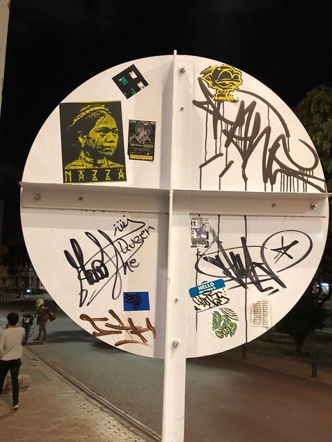 Bogota - Colombia 2018 stickers nativa Kalinga